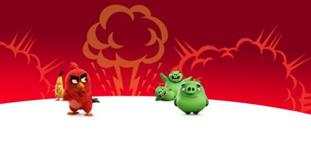 Angry Birds Action! llega el juego oficial de la película