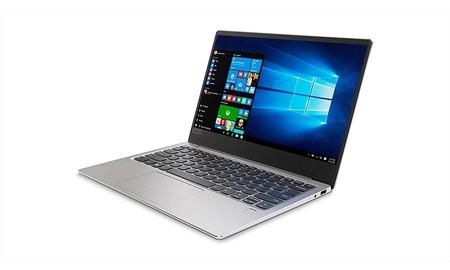 Lenovo Ideapad 720S-13IKBR, un portátil moderno que hoy se nos queda en Amazon en 110 euros menos