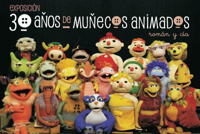 30 años de muñecos animados