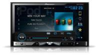 Pioneer lanza nueva familia de receptores AVH digitales para coche