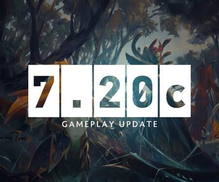 Llegan más cambios a Dota 2 con la versión C de la Actualización 7.20