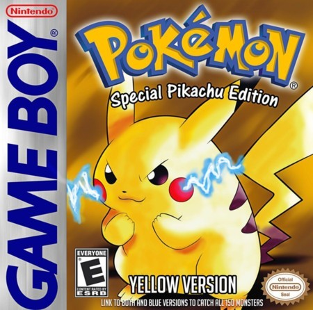 Pokemon Yellow Cover Art By Comunello76 D4xfrr5