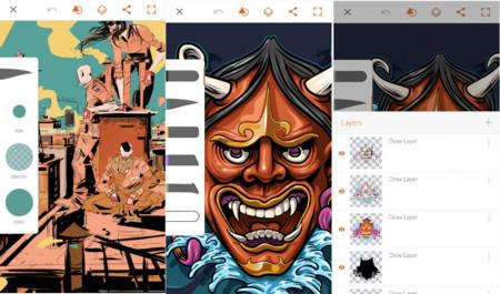 Adobe Illustrator Draw 2.0 llega con mejor compatibilidad para tablets