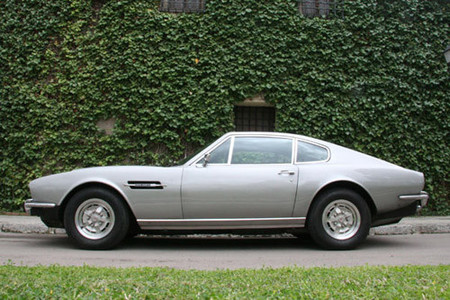 Aston Martin V8 de 1970