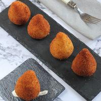 Receta de coixinhas de frango, el delicioso bocado brasileiro de pollo