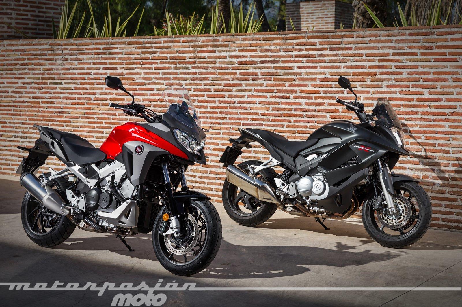 Honda VFR800X Crossrunner - Detalles