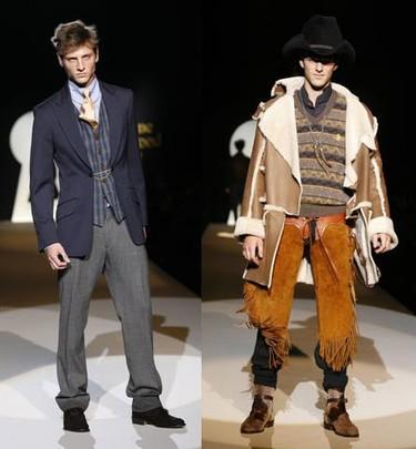 Vivienne Westwood menswear Otoño/Invierno 2007-8