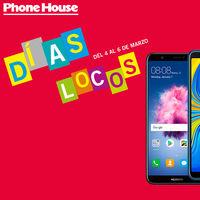 Días Locos en Phone House: Xiaomi Redmi 6A, Huawei Mate 20 y Galaxy A7 rebajados