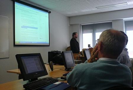 Portales de formación, buscando cursos por la red