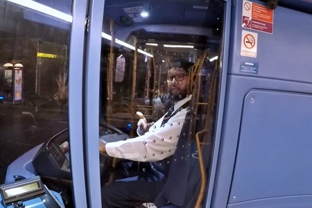 Scooter Autobus