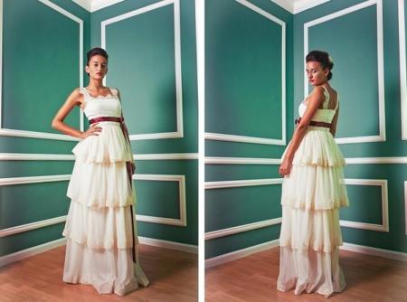 Martha Peters, colección de vestidos de novia para el 2014