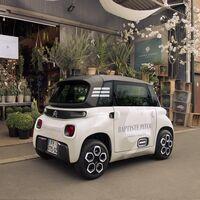 El Citroën My Ami Cargo se convierte en un pequeño coche eléctrico de reparto con 75 km de autonomía, desde 7.600 euros
