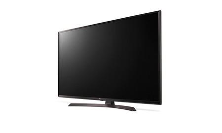 Por 435 euros, puedes estrenar una smart TV 4K de 49 pulgadas como la LG 49UJ635V