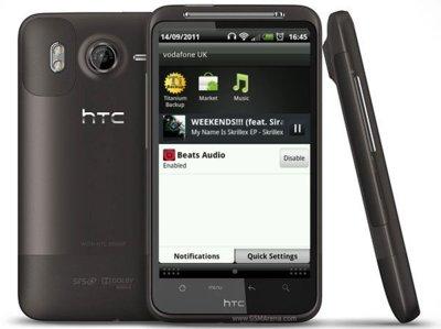 HTC continúa con sus planes de actualizar a Android 4.0 el Desire HD