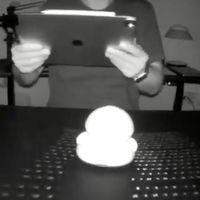 Una cámara de infrarrojos revela cómo funciona el LiDAR del nuevo iPad Pro