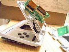 Desmontando gadgets: PSP, Nintendo DS, XBox 360...