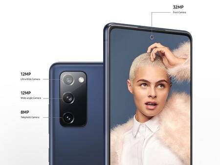 Samsung Galaxy S20 Fan Edition Fe Cámara Oficial