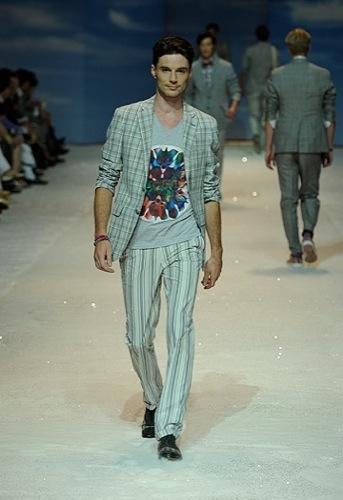 Etro, Primavera-Verano 2010 en la Semana de la Moda de Milán IV