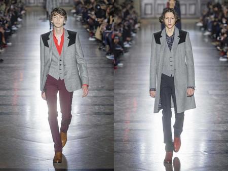 Givenchy Primavera Verano 2018 Hombres Paris Fashion Week 3