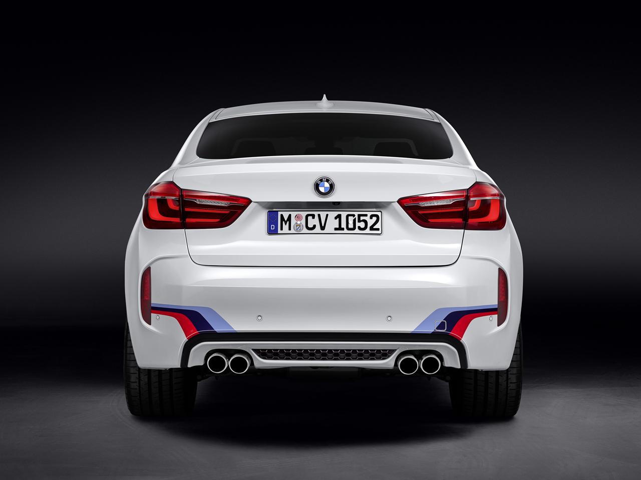 Foto de BMW X5 M y BMW X6 M por M Performance (15/20)