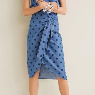 Estas son las faldas de Mango que vienen dispuestas a arrasar este verano