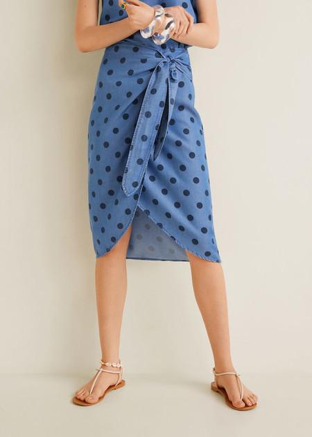8e86dbc7b Estas son las faldas de Mango que vienen dispuestas a arrasar este ...
