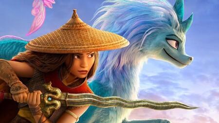 'Raya y el último dragón' y 'Falcon y el Soldado del Invierno' llegan a Disney+ en México: estos son los estrenos en marzo de 2021