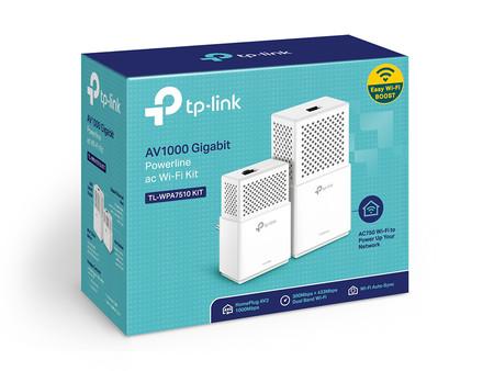 TP-Link TL-WPA7510, un PLC a 1.000 Mbps con WiFi AC de hasta 733 Mbps