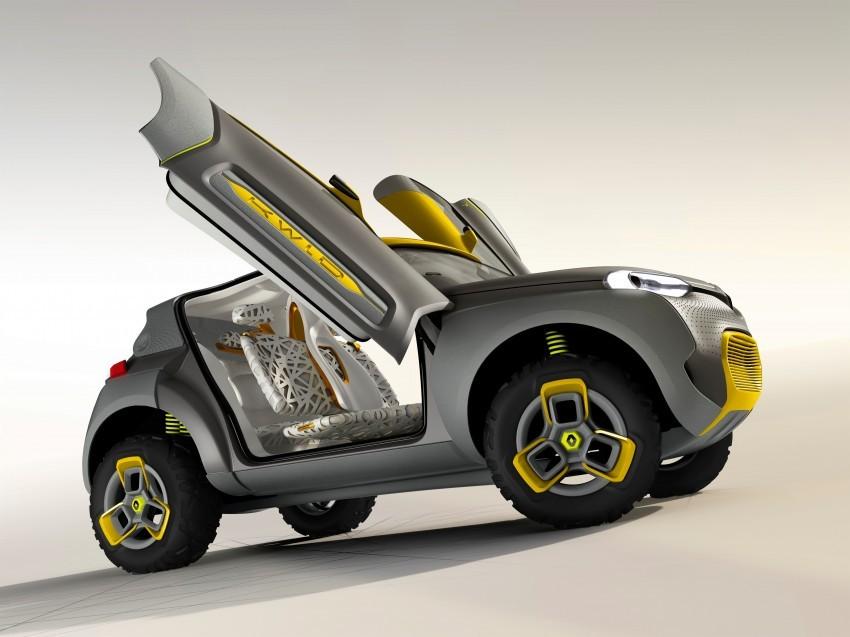 Foto de Renault KWID (8/11)