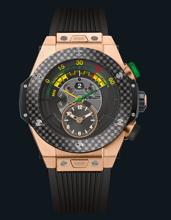 Foto de Hublot y su nuevo Big Bang Unico Bi-Retrograde Chrono (1/12)