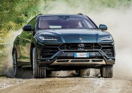 Lamborghini Urus 2019 1600