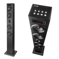 40W de sonido por 54,99 euros con la la torre de sonido Elbe TW-403-BT Bluetooth USB rebajada en Amazon