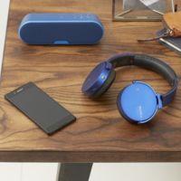 Sony presenta sus nuevos equipos de audio h.ear y Extra Bass