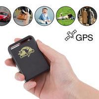 Localizador GPS TK102, para personas o mascotas, por 10,98 euros y envío gratis