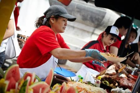 Leeds celebra este año el décimo aniversairo del Festival Food and Drink