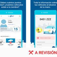 Cómo ver y pagar las multas de tráfico en miDGT, la app de la DGT