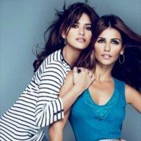 Penélope y Mónica Cruz diseñan una colección Primavera-Verano 2011 para Charles Vögele