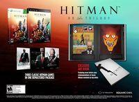 'Hitman HD Trilogy' es una realidad. En Amazon anuncian que llegará a finales de enero de 2013 y dan sus primeros detalles