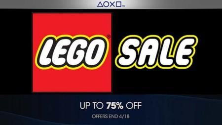 Los juegos de LEGO son la oferta de la semana en la PSN