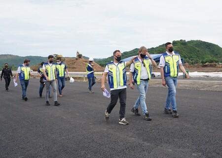 Así avanzan las obras en Mandalika, el circuito indonesio de MotoGP y SBK que preocupa a los expertos de la ONU