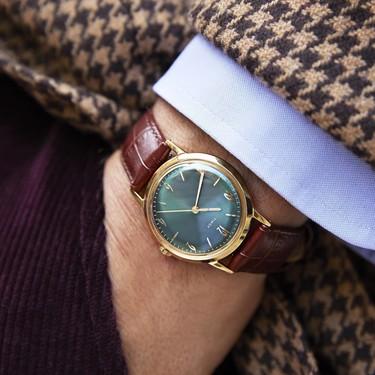 Todd Snyder ha creado junto con Timex el único reloj que necesitas (y querrás llevar) este otoño