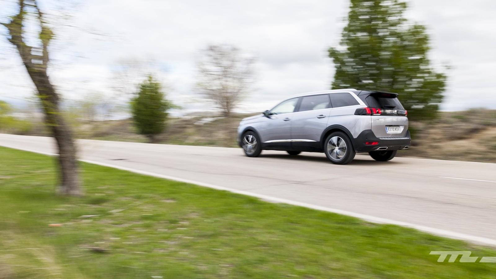 Foto de Peugeot 5008 2018, prueba (48/58)