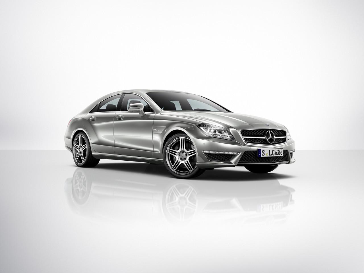 Foto de Mercedes CLS 63 AMG 2011 (4/30)