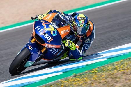 Lorenzo Baldasarri Jerez Moto2 2019