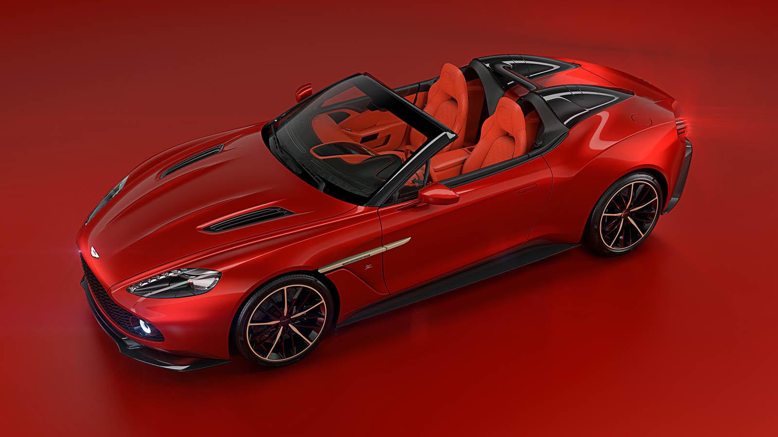 Foto de Aston Martin Vanquish Zagato Speedster (5/7)