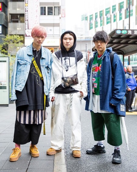 Best Street Style Snapshots Amazon Fashion Week Tokyo Fall Winter 2018 03