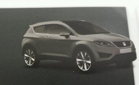 ¿Se ha escapado una foto del SUV de Seat sin darse cuenta?