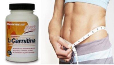 efectos secundarios de la l-carnitina administrada por via oral