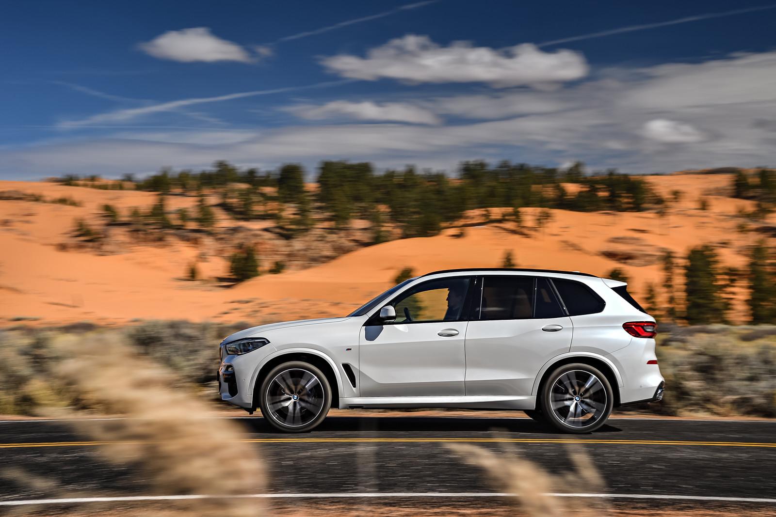Foto de BMW X5 2018 (7/45)