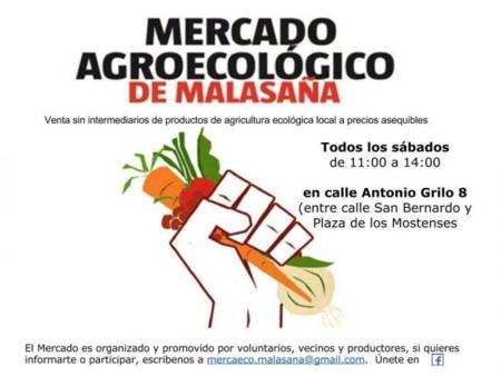 Mercado Agroecológico de Malasaña